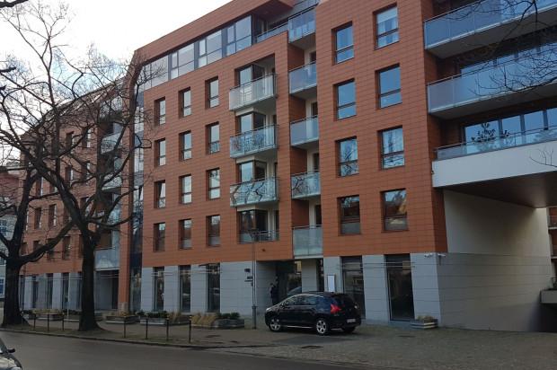 Oddany w 2016 roku budynek przy Szymanowskiego 18.