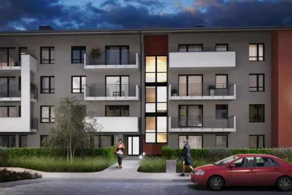 Budynek, który zacznie powstawać na osiedlu w 2017 roku.