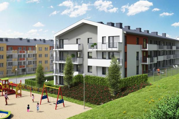 Budynki, które zaczną powstawać na osiedlu w 2017 roku.