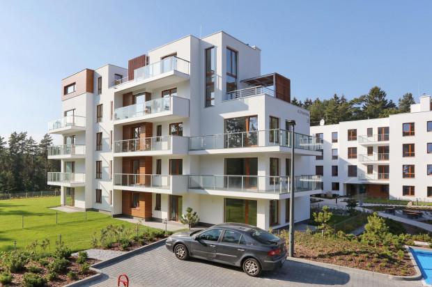 W 2017 roku na osiedlu oddany do użytkowania został pierwszy budynek osiedla.
