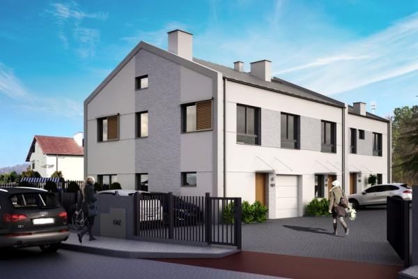 W budynku znajdą się trzy, niezależne segmenty mieszkalne.