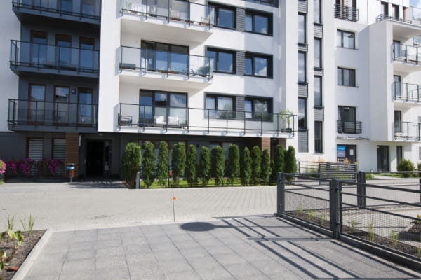 Zrealizowany w 2018 roku budynek numer 8.
