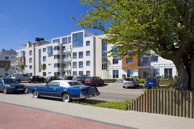 Realizacja osiedla Altoria Apartamenty zakończona została ostatecznie w 2018 roku.