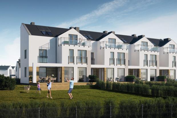 Ostatni etap domów w ramach osiedla Wróbla Staw - powierzchnie od 321 do 362 m kw.