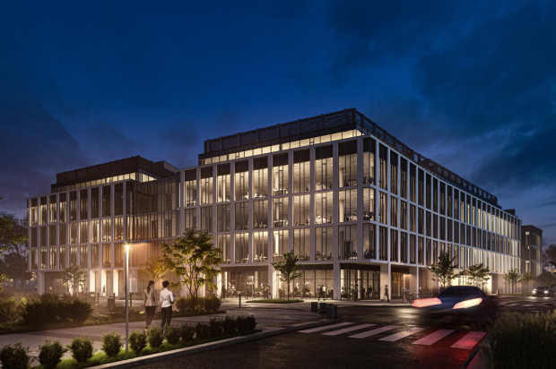 Marina Office to zespół z trzech pięciokondygnacyjnych budynków biurowych.