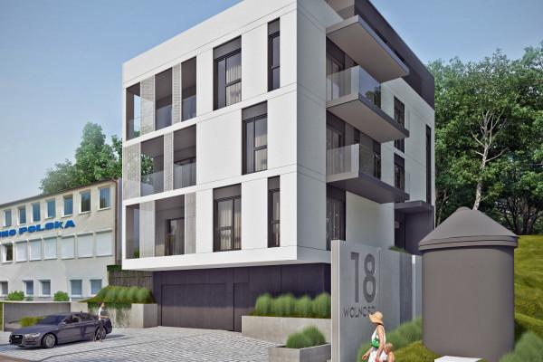 W budynku powstanie zaledwie sześć mieszkań.