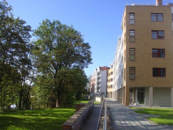 Kamienice nad Motławą