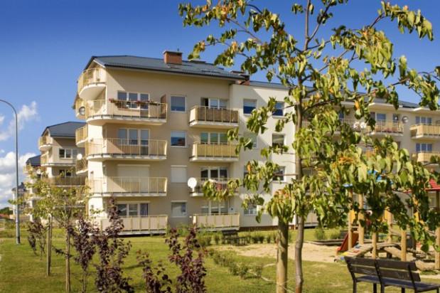 Każde mieszkanie na Osiedlu Wilanowska ma obszerny balkon. mat. inwestora