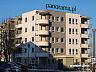 Bryła budynku nawiązuje do gdyńskich tradycji architektonicznych. mat. inwestora