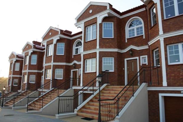 Oddane w 2011 roku domy na Osiedlu Angielskim to jedna z niewielu naprawdę niebanalnych ofert na trójmiejskim rynku.