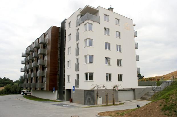 Budowa osiedla jest zakończona, ale jego otoczenie będzie się nadal rozwijało.