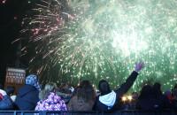 Gdańsk przywitał 2013 rok!