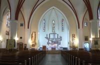 Morski kościół franciszkanów