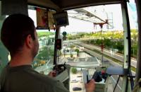 Okiem żurawia: Droga Różowa i biurowce w Gdyni
