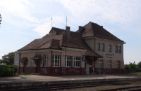 Stacja kolejowa Gdańsk Osowa