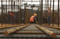 Budowa estakady na Nowej Wałowej