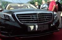 Mercedes klasy S - luksusowy nokaut