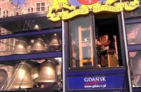 Muzyka klubowa na carillonie mobilnym