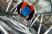 Okiem żurawia: tereny portowe w Gdyni