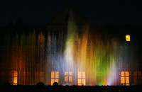 Tańczące fontanny na inaugurację festiwalu Mozartiana 2013