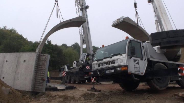 Pierwsze prace konstrukcyjne na budowie PKM.