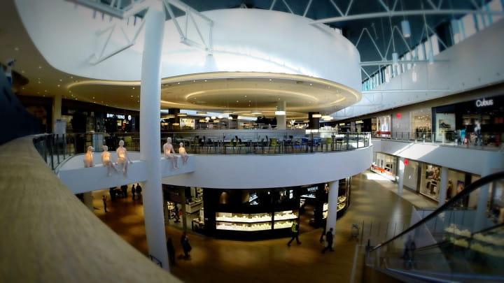 Centrum Riviera za swoją architekturę chwalone jest praktycznie przez wszystkich klientów.