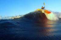 Surfing kajakowy
