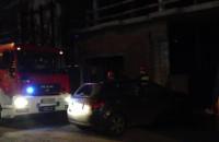 Niewybuch na ulicy Abrahama w Gdyni