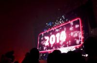 Gdańsk przywitał 2014 rok!