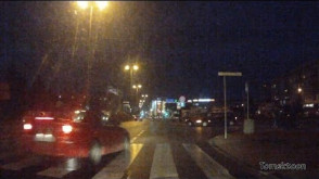Potrącenie na pasach w centrum Gdyni