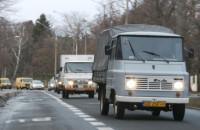 Zlot dostawczaków XL w Kolibkach
