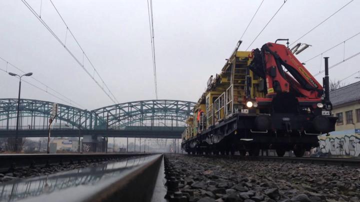 Zobacz jak przygotowywano się do rozbudowy stacji Gdańsk - Wrzeszcz.