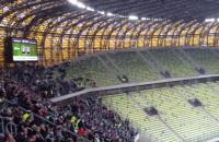 Doping podczas meczu Lechia - Pogoń