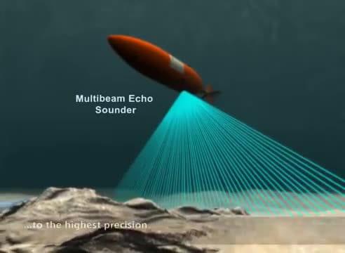 Hugin 1000 MR został specjalnie zaprojektowany do operacji MCM (mine countermeasures).