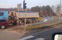 Zepsuta ciężarówka Reda - Wejherowo