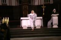Prorok w Archikatedrze Warszawskiej