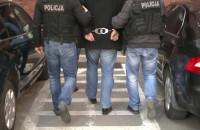 Zatrzymanie poszukiwanego za porwanie dla okupu