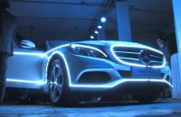 Mercedesy na pokazie w Fabryce Batycki