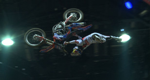 Diverse Night Of The Jumps 2014 w Ergo Arenie