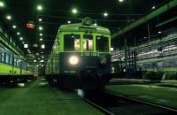 Noc w elektrowozowni na Cisowej
