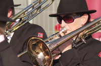 Norweska orkiestra zagrała w Gdańsku