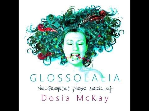Dosia McKay opowiada opłycie, którą wstudiu Radia Gdańsk nagrał NeoQuartet.