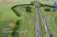 Wizualizacja trasy S7 - odc. Gdańsk - Elbląg