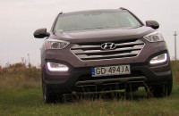 Hyundai Santa Fe. Kosztowna kanapa