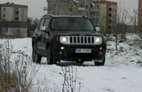 Born to be Jeep. Renegade