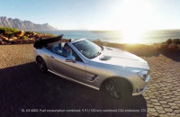 Mercedes SL. Legenda trwa