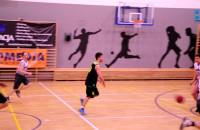 Mecz 14. kolejki Środowiskowej Basket Ligi 2014/2015