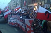 Gdynia: marsz narodowców i kibiców dla Żołnierzy Wyklętych