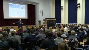 Twoja dzielnica - Twój Gdańsk - Spotkanie włodarzy miasta z mieszkańcami