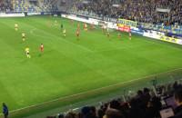 Tak atakowała Arka Gdynia w meczu z Miedzią Legnica